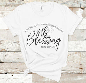 The Blessing Tee