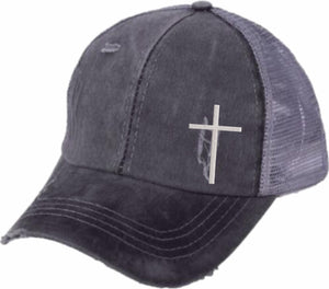 Ladies Criss Cross Cap