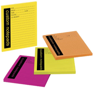 SALE Astrobright Notepads - Sale