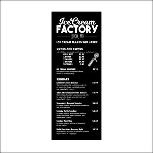 Take Out Menus - Menu