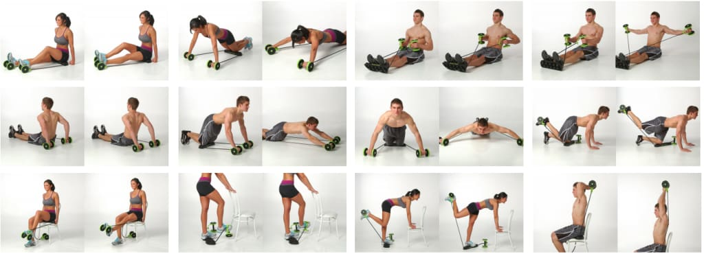 crossflex exercises