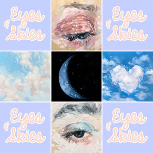 Eyes & Skies Print Pack