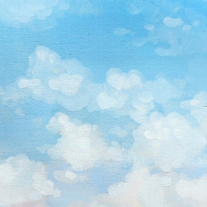 "♥︎Clouds♥︎ 8.5x8.5"" Art Print"