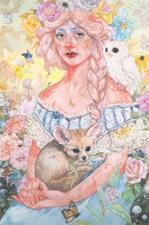 ♡Once Upon A Fever Dream♡ Limited Edition Print