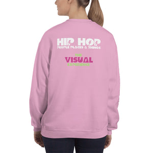 Hip Hop: People, Places & Things Sweatshirt