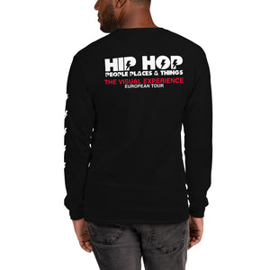 #HHPPT The Visual Experience Long Sleeve T-Shirt