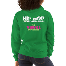 Load image into Gallery viewer, Hip Hop: People, Places & Things Hoodie