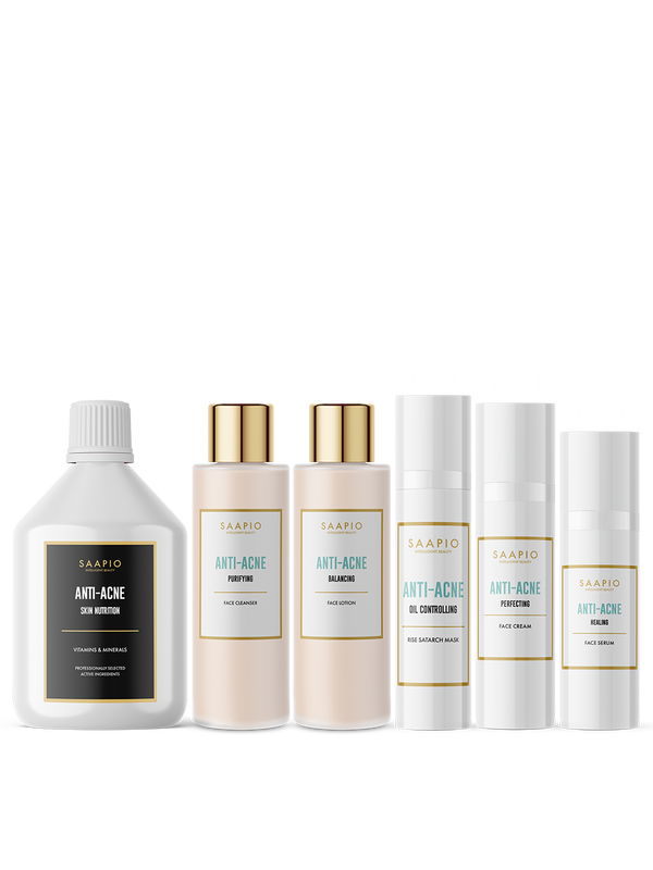 ANTI-ACNE HOLISTIC APPROACH KIT