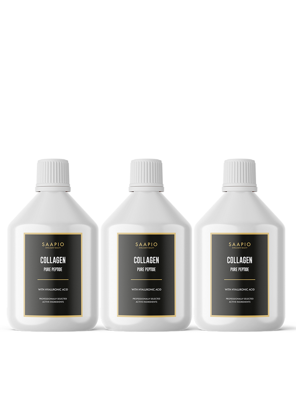 COLLAGEN WITH Hyaluronic Acid (500 ML x3)