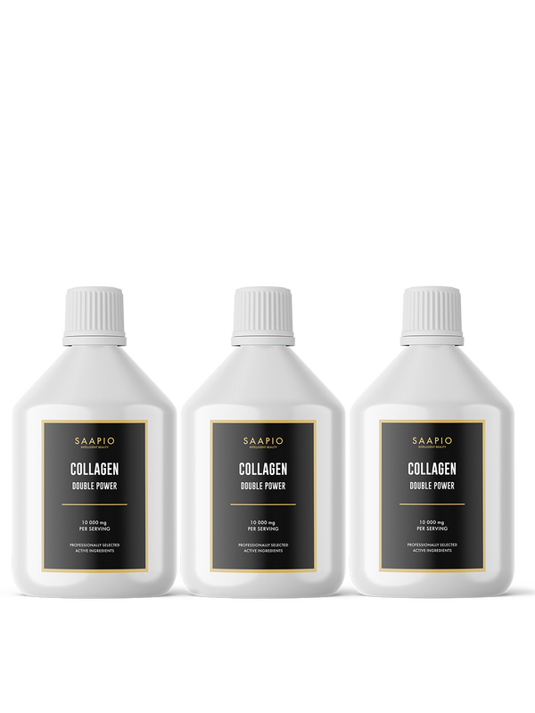 3х COLLAGEN DOUBLE POWER (500 ml)