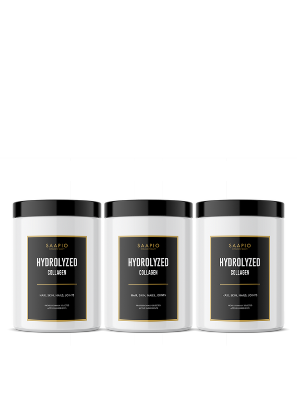 HYDROLYZED COLLAGEN (300 g x3)