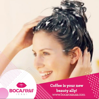 Coffee is your new beauty ally!