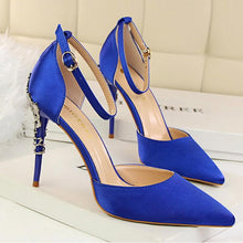 Fashion Shallow Pointed Tip Sandals Wedding Party Shoes