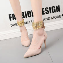 Sexy Fashion Pointed Toe High Heels Shoes