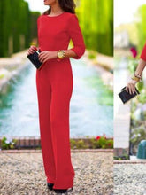 Sexy Fashion Backless Jumpsuit