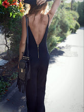 Strapless Backless Sexy Jumpsuit