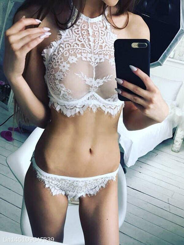 Sexy Eyelash Lace Sexy Lingerie