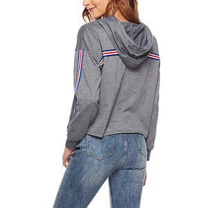 2018 Women Casual New Cool Hoodies