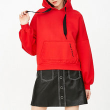 2018 Women Fashion Cool Student College Style Loose Hoodies