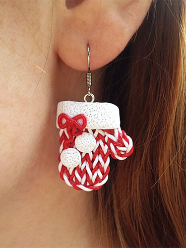 Christmas Clothing Accessories Jewelry Earrings