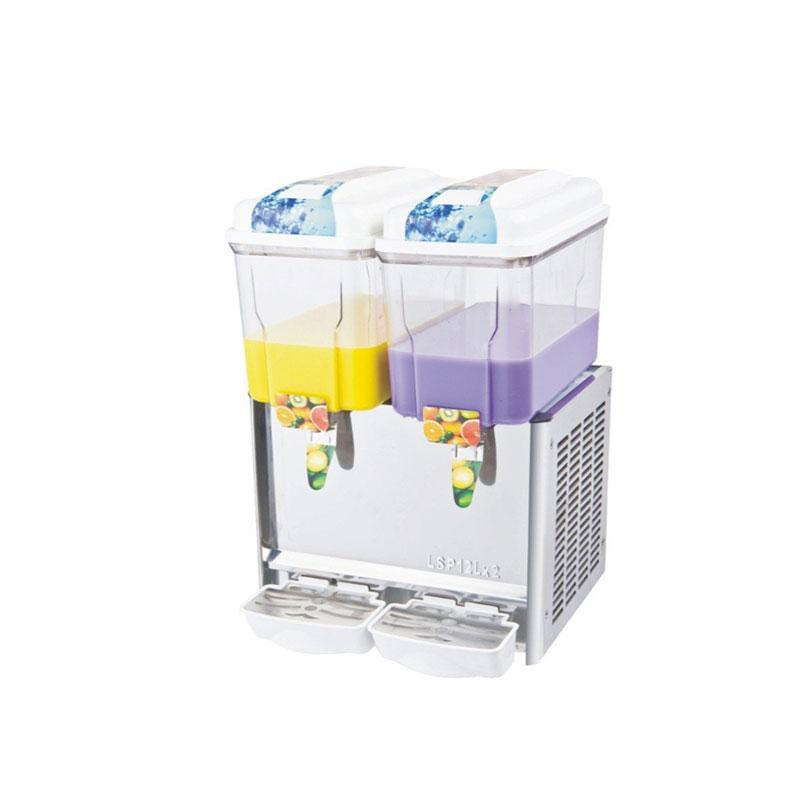 DISPENSADOR DE BEBIDAS 2 TANQUES DE 12 LITROS - Inventto Group