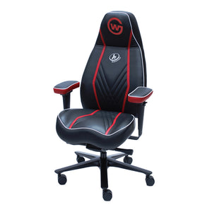 Stealth Black Gaming Chair - Wildcard Gaming
