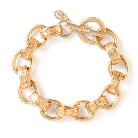 The Baroque Chain Bracelet