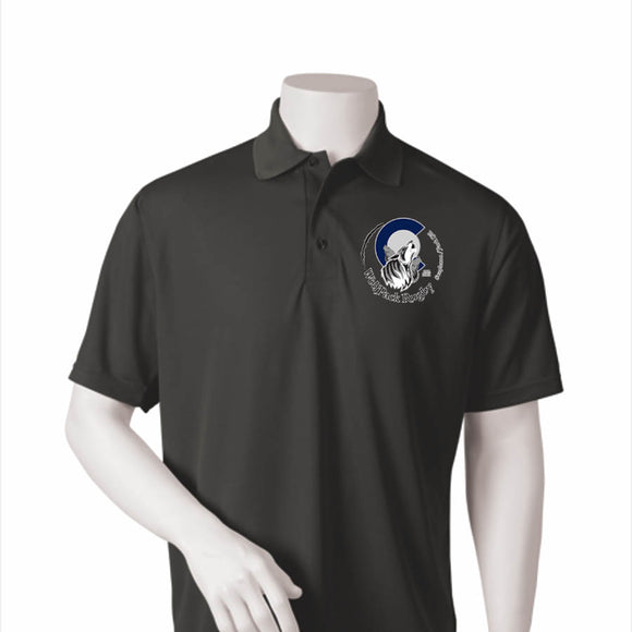 Park Hill Wolfpack Rugby Performance Mesh Polo #100PH - Olympus Rugby