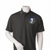Park Hill Wolfpack Rugby Embroidered Performance Mesh Polo #100PH - Olympus® Rugby