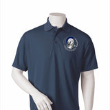 Park Hill Wolfpack Rugby Embroidered Performance Mesh Polo #100PH - Olympus Rugby