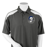 Park Hill Wolfpack Rugby Embroidered Polo with Mesh Insert #107PH - Olympus® Rugby