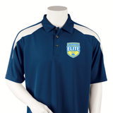Bluegrass Elite Rugby Embroidered Polo with Mesh Insert #107ber - Olympus® Rugby