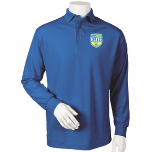Bluegrass Elite Rugby Long Sleeve Polo #110-BER - Olympus Rugby