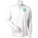 Bluegrass Elite Rugby Embroidered Long Sleeve Polo #110-BER - Olympus® Rugby