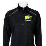 BSHS Women's Sport 3/4 Zip Pull-Over #161BSHS - Olympus Rugby
