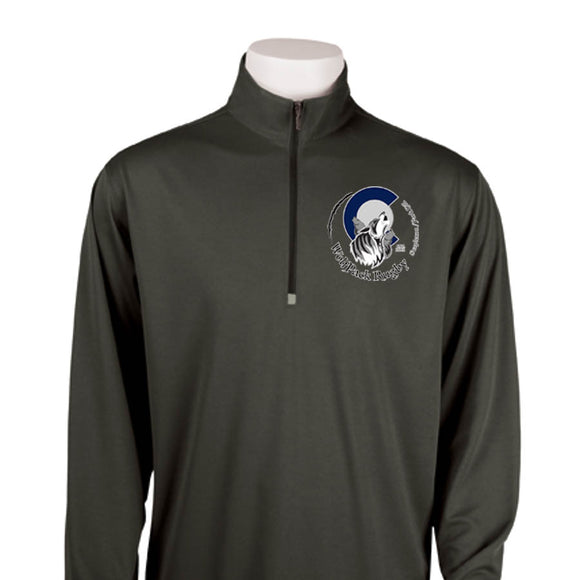 Park Hill WolfPack Rugby Embroidered Performance Pull-Over #350ph - Olympus Rugby