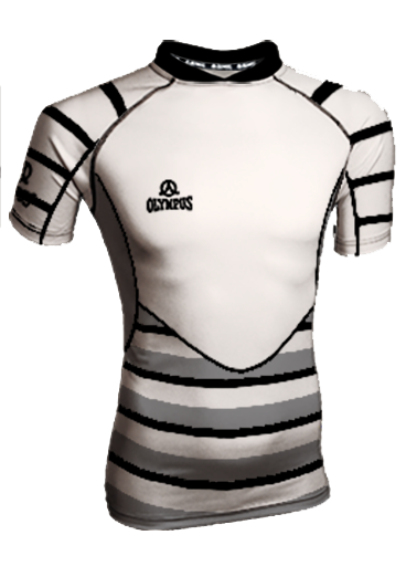 Olympus® Fast-Custom Stripes Design 3 - Olympus Rugby