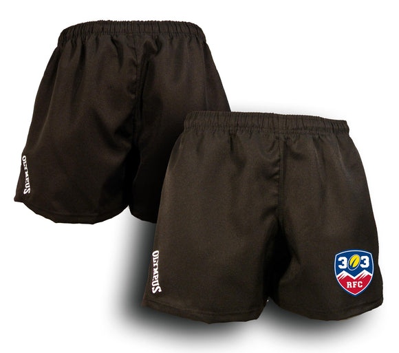 303 Rugby Embroidered Rugby Shorts #21500-303 - Olympus Rugby