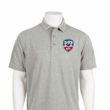 303 Rugby Embroidered Performance Mesh Polo #100-303 - Olympus® Rugby