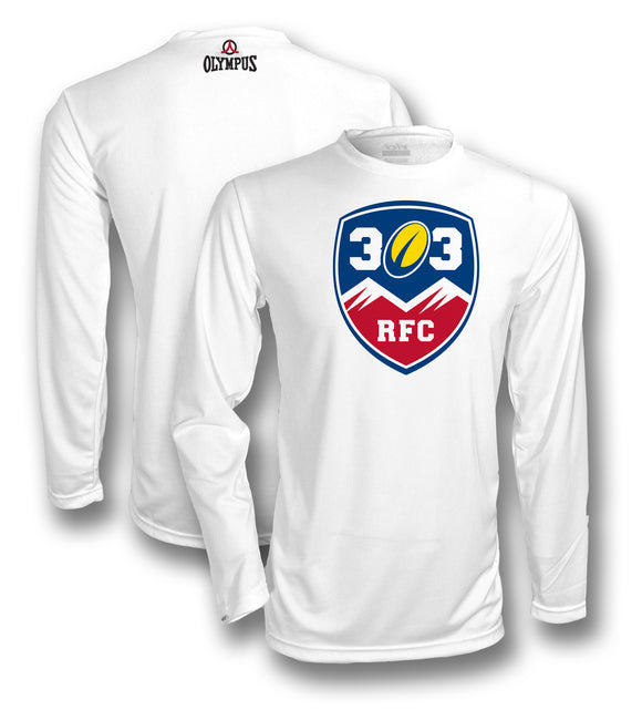 303 Rugby VDRY™ Team Jersey Long Sleeve #1600L-303 - Olympus Rugby