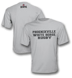 White Horse Rugby Try Tee #3075 - Olympus Rugby