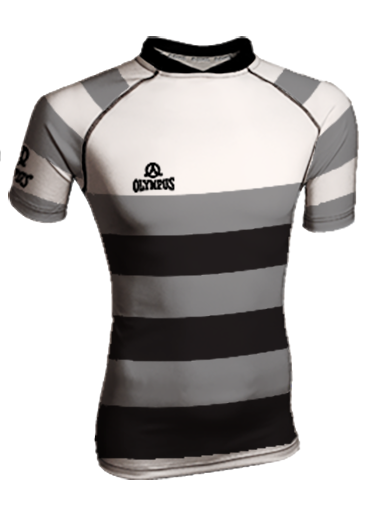 Olympus® Fast-Custom Stripes Design 1 - Olympus Rugby