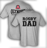 "Olympus ""Rugby Dad"" Fan Shirt #241dad - Olympus® Rugby"