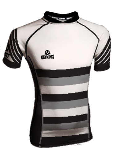 Olympus® Fast-Custom Stripes Design 2 - Olympus Rugby