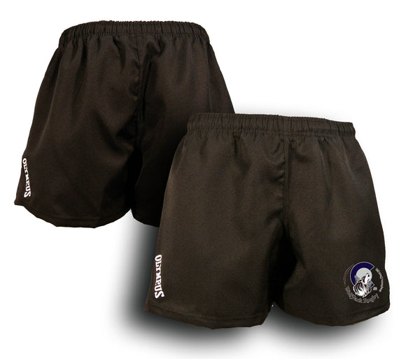 Park Hill Wolfpack Rugby Embroidered Rugby Shorts #21500-PH - Olympus Rugby