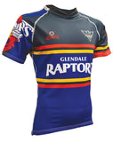 Olympus® Full Custom Sublimated Women's Rugby Jersey #3050 - Olympus® Rugby