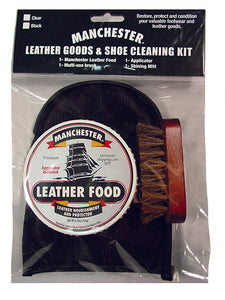 Manchester® Leather Food Kit #7995 - Olympus Rugby