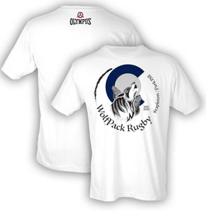 Park Hill Wolfpack Rugby Sublimated Fan Shirt #241PH - Olympus® Rugby
