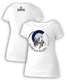 Park Hill Wolfpack Rugby Sublimated Women's Tee #243-ph - Olympus® Rugby