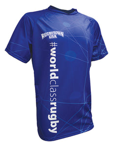 Olympus® Full Custom Travel and Fan Shirt #3090 - Olympus® Rugby